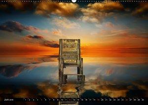 Friesland - wo die Natur sich spiegelt (Wandkalender 2016 DIN A2