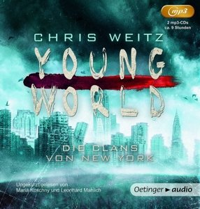 Young World - Die Clans von New York (2 MP3 CD)