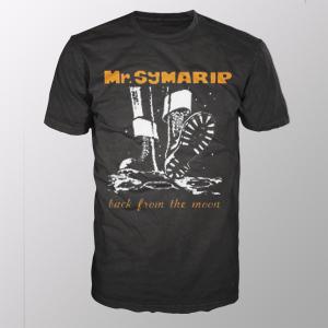 Back From The Moon (Shirt XL/Black) - zum Schließen ins Bild klicken