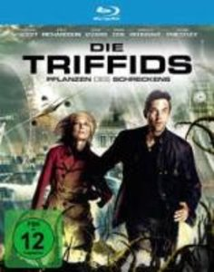 Die Triffids-Pflanzen Des Schreckens