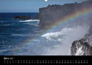 Lanzarote - Insel der Vulkane (Wandkalender 2017 DIN A2 quer)
