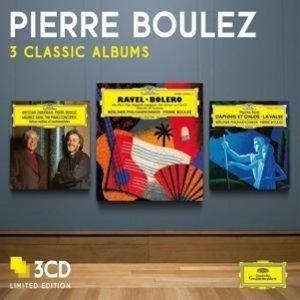 Boulez-3 Classic Albums