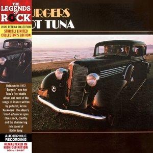 Burgers-LTD Vinyl Replica