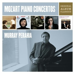 Murray Perahia-Original Album Classics