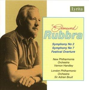 Rubbra Sinf.2+7