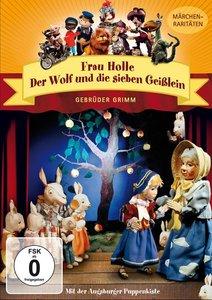 Frau Holle & Der Wolf und die sieben Geißlein
