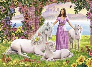 Ravensburger 100088 - Schöne Prinzessin, 150 Teile