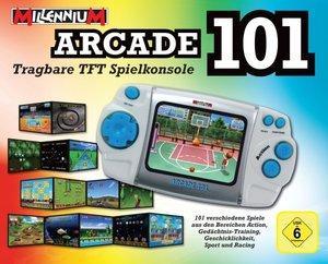 Millennium 2000 - Arcade 101 - 2,5 TFT Spielekonsole