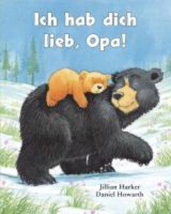 Harker, J: Ich hab Dich lieb Opa