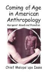 Coming of Age in American Anthropology