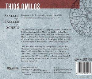 Kontraste Der Kirchenmusik Um 1600