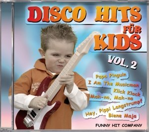Disco Hits für Kids Vol.2