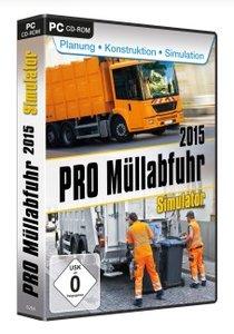 PRO Müllabfuhr-Simulator 2015