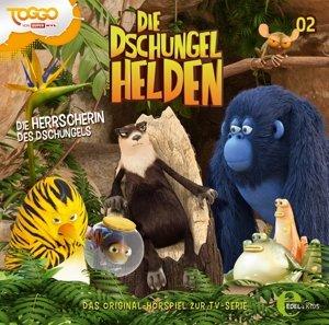 (2)Original HSP TV-Die Herrscherin Des Dschungels