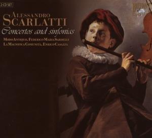 Flute Concertos & Sinfonias