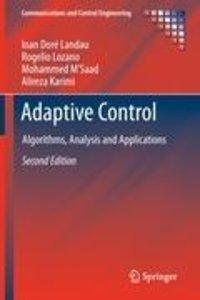 Adaptive Control