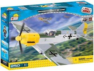 COBI 5517 - Messerschmitt BF 109 E, Small Army, grau
