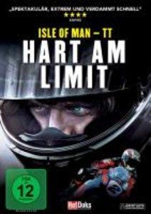 Isle of Man-TT-Hart am Limit