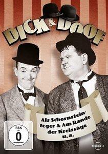 Dick & Doof - Als Schornsteinfeger / Am Rande der Kreissäge u. a