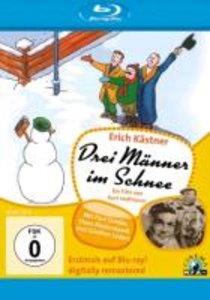Drei Männer im Schnee BD