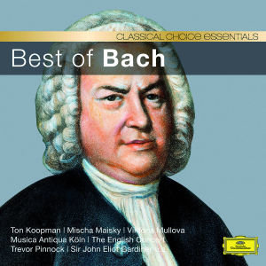 Best Of Bach (CC)