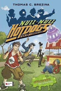 Hot Dogs 01. Die Nr.1 Agenten-Jungs