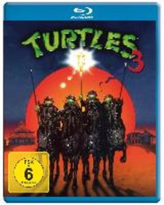TURTLES 3 (Blu-Ray)