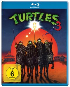 TURTLES 3 (Blu-Ray)