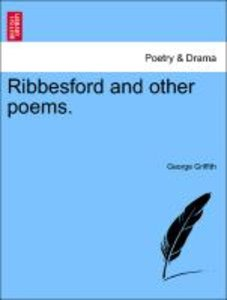 Ribbesford and other poems.