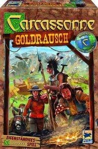 Schmidt 482442 - Carcassonne Goldrausch