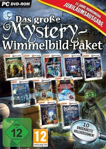 Das große Mystery-Wimmelbild-Paket - Jubiläumsausgabe