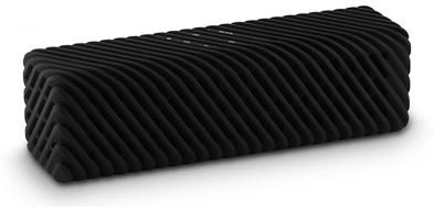 Bluetooth-Lautsprecher BT06, schwarz - zum Schließen ins Bild klicken