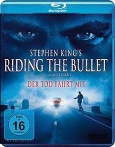 Riding the Bullet-Blu-ray Disc