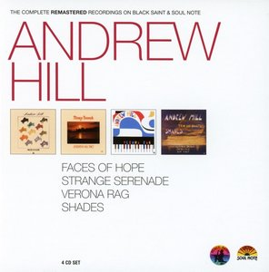 Hill, A: Andrew Hill