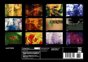 Liquid Spirits (Poster Book DIN A4 Landscape)