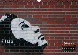 Stolzenburg, K: Street-Art 2015 (Wandkalender 2015 DIN A3 qu
