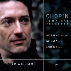 Chopin Preludes Cpl.