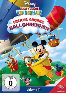 Micky Maus Wunderhaus - Mickys großes Ballonrennen