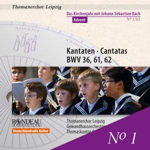 Kantaten BWV 36,61+62
