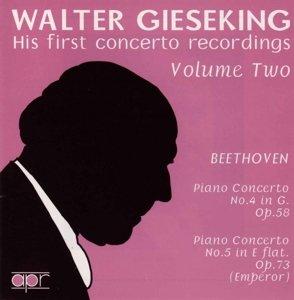 Die ersten Konzertaufnahmen Vol.2