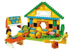 Big 57042 - Playbig Biene Maja, Die Schule