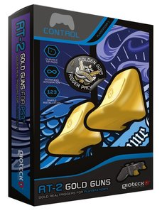 Street King - RT-2 Real Triggers Golden Gun (PS3)