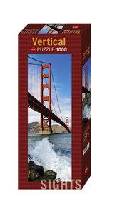 Golden Gate Bridge Puzzle 1000 Teile
