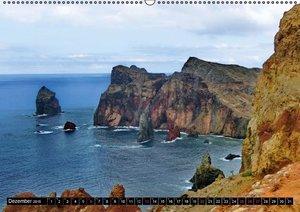 JANUSZ, F: Madeira Magische Vulkaninsel (Wandkalender 2015 D