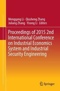 PROCEEDINGS OF 2015 2ND INTERNATIONAL C
