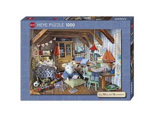 Mouse Mansion Reader Puzzle 1000 Teile