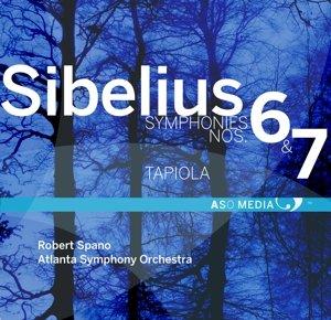 Sinfonien 6+7
