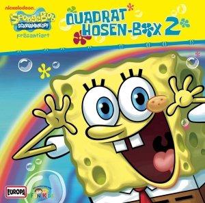 Fun Kids: Sponge Bob präsentiert - Quadrathosenbox 2