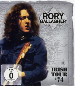 Irish Tour 1974