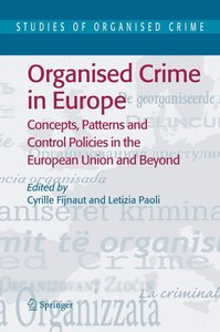 Organised Crime in Europe